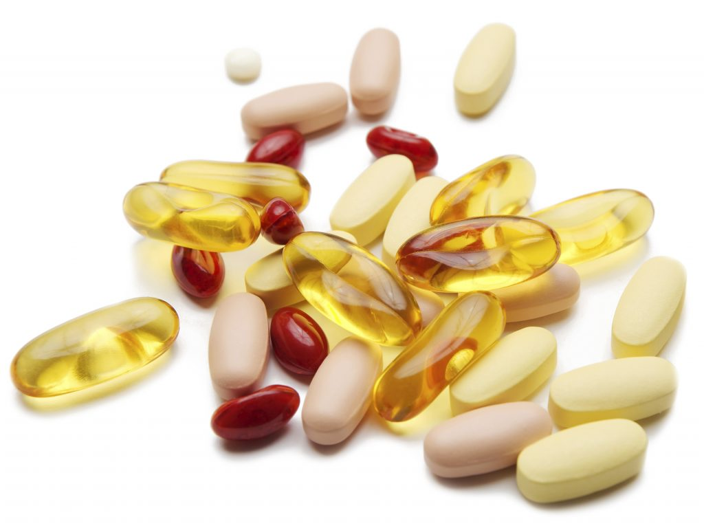antiaging vitamins