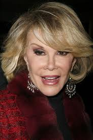 Joan Rivers Scary Facelift