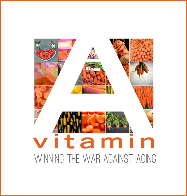 Why Vitamin A Plays an Important Role In Antiaging