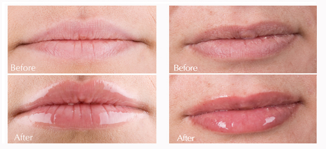Plumping Lips–Makeup Tips for Mature Women