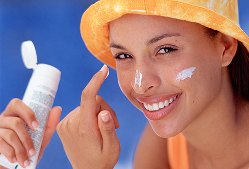 Sunscreen UVA and UVB Protection is a Must