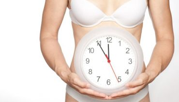 woman's biological clock