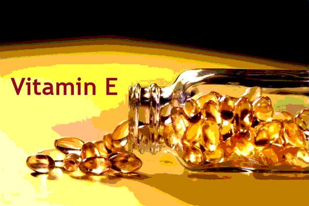 Vitamin E in Anti-Aging