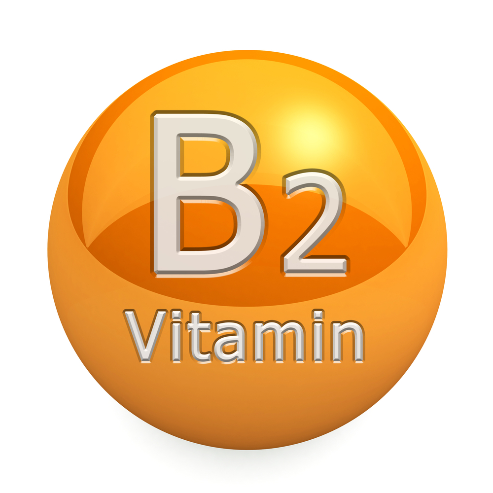 Vitamin B2 or Riboflavin