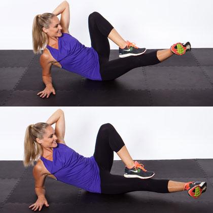 Top Inner Thigh Exercise Secret