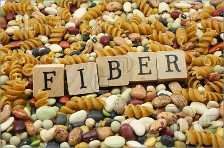Anti-aging and Fiber