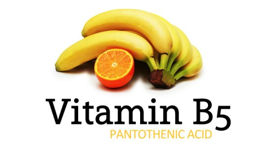 Vitamin B5 or Pantothenic Acid