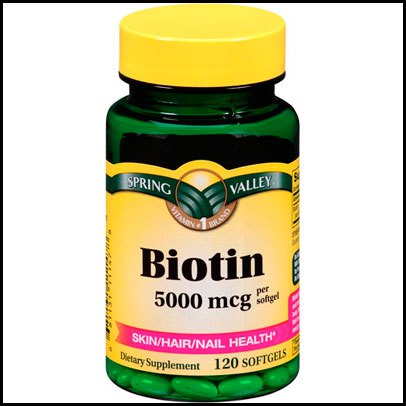 How to Avoid Hairloss:  Biotin and Hair Loss