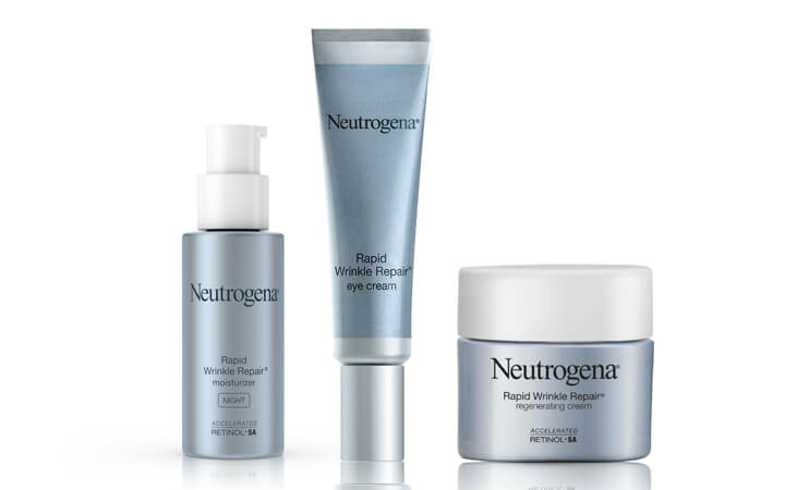 ARE NEUTROGENA RAPID WRINKLE REPAIR SKINCARE PRODUCTS EFFECTIVE