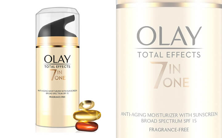 OLAY Total Effects 7-in-1 Anti-Aging Face Moisturizer Review